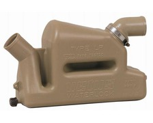 VETUS Waterlock Pot d'échappement L50R