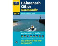 Almanach côtier Normandie 2019