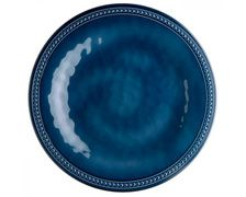 MARINE BUSINESS Assiettes plates HARMONY bleues (x6)