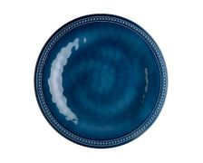 MARINE BUSINESS Assiettes desserts HARMONY bleues (x6)