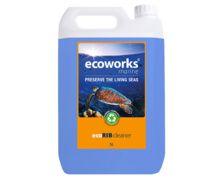 ECOWORKS MARINE Nettoyant pour PVC et hypalon 5L