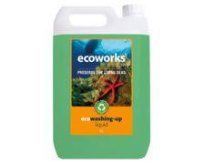 ECOWORKS MARINE Liquide vaisselle 5L
