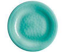 MARINE BUSINESS Assiettes plates HARMONY acqua (x6)