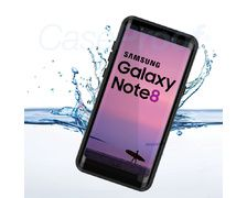 CASEPROOF Coque étanche anti-choc Samsung Note 8