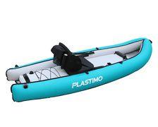 PLASTIMO Kayak OPEN 1 pers. vert 2,45m
