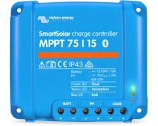 VICTRON Régulateur Connecté SmartSolar MPPT 12/24V - 75V/10A