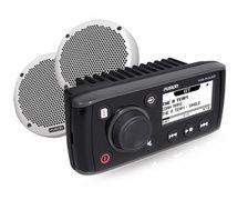 FUSION Pack poste radio et enceintes RA55KTS