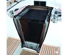 PLASTIMO Moustiquaire 900x1800 mm pour descente