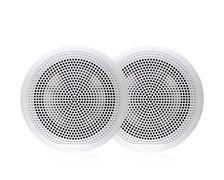 FUSION Hauts-parleurs 80W EL651 Blancs - les 2