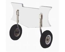TREM Chariot de mise à l'eau pour pneumatique - moyen modèle