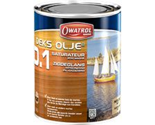 OWATROL DECK OLJE D.1 Saturateur incolore 2,5L