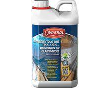 OWATROL Deck Cleaner Dégriseur 15 Litres