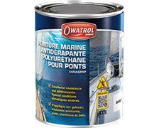 OWATROL Owagrip Peinture antidérapante Blanc 2,5L