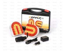CONNIX Kit d'éclairage LED - Wifi - Fixations magnétiques