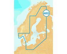 NAVIONICS+ SD Card - 44XG -Mer Baltique