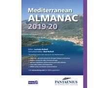 IMRAY Mediterranean Almanac 2019-20 IB0228-2