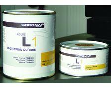 SOROMAP Lasure marine l1 incolore 0.750l