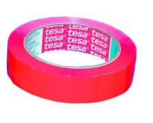 TESA Masquage 25 mm rouge 4204