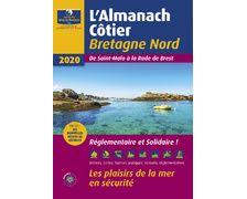 Almanach côtier Bretagne Nord 2020