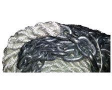 Bosse de mouillage mixte - Cordage 8x15m - Chaine 6x5m