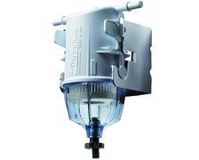 Filtre séparateur SNAPP avec drain et support - 10µ