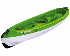 TAHE OUTDOORS Kayak Tobago blanc Pack 2+1 places
