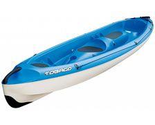 TAHE OUTDOORS Kayak Tobago bleu Pack 2+1 places