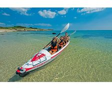 TAHE OUTDOORS Kayak gonflable BREAZE full HP 3 places