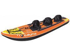 BICSPORT - Kayak gonflable Kalyma 3 places