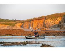 BICSPORT - Kayak gonflable full HP Fishing