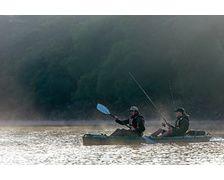 TAHE OUTDOORS Kayak Borneo vert Pack 2+1 places