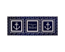 MARINE BUSINESS Tapis Vinyl Mat big