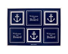 MARINE BUSINESS Tapis Vinyl Mat small