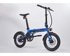 EOVOLT Vélo électrique City bleu