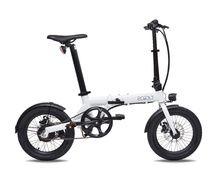 EOVOLT Vélo électrique City blanc