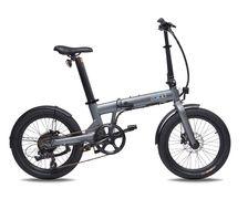 EOVOLT Vélo électrique Confort anthracite