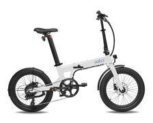 EOVOLT Vélo électrique Confort blanc