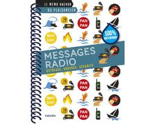 VAGNON Messages radio Waterproof