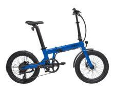 EOVOLT Vélo électrique Confort bleu saphir