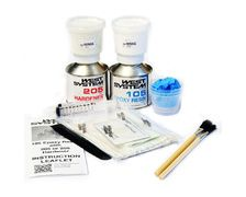 WEST SYSTEM Kit de réparation epoxy microlight 410 50g