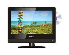 STANLINE Téléviseur 15,6 LED HD dalle inversée + DVD