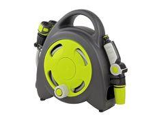 TRICOFLEX Dévidoir portable ø12,5cm - 20m + embouts