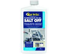 STAR BRITE Kit éliminateur de sel SALT OFF avec applicateur