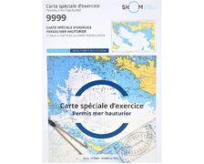 BIGSHIP Kit de navigation permis Hauturier
