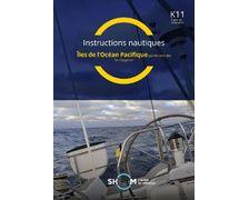 SHOM Instruction nautiques - Iles pacifique centre Cliperton