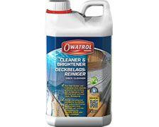 OWATROL Deck Cleaner dégriseur 2,5L