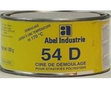SOROMAP Cire de démoulage Abel 54D