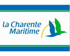 BIGSHIP Pavillon Charente Maritime 30x45cm