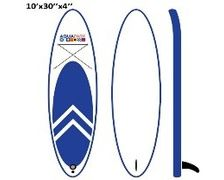 AQUAPARX Pack Paddle 10'3 équipement complet