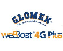 GLOMEX Capot de protection de carte sim Webboat
